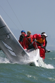 Melges 24 North American Championship 2012 - Day 1